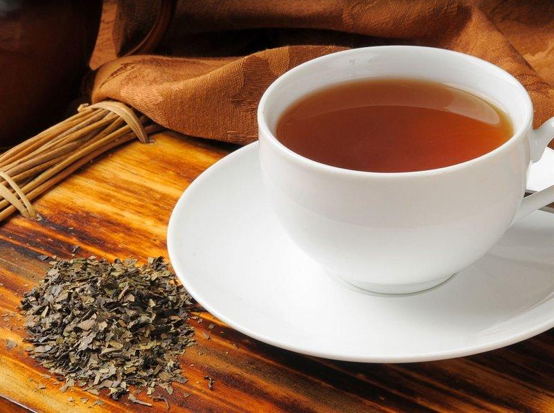 Приготовленный монастырский чай