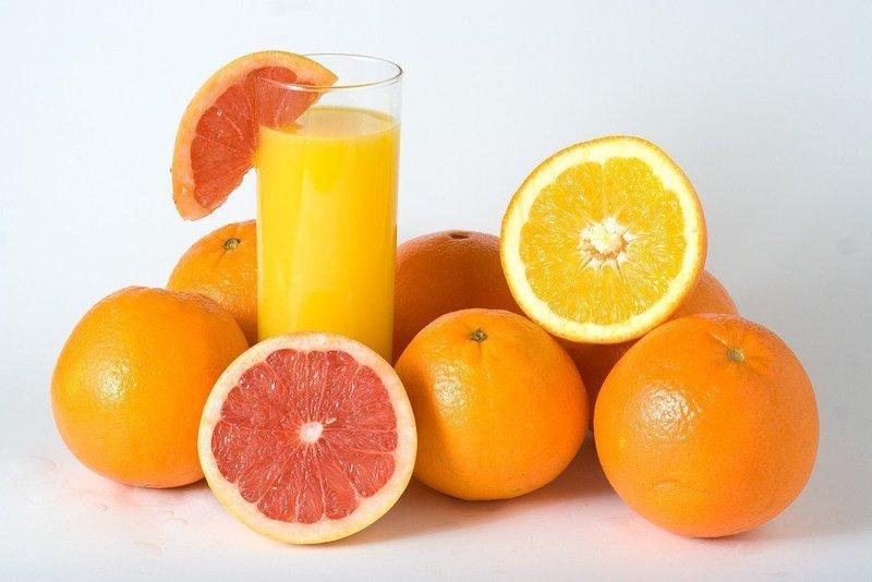 Лимонно-грейпфрутовая маска