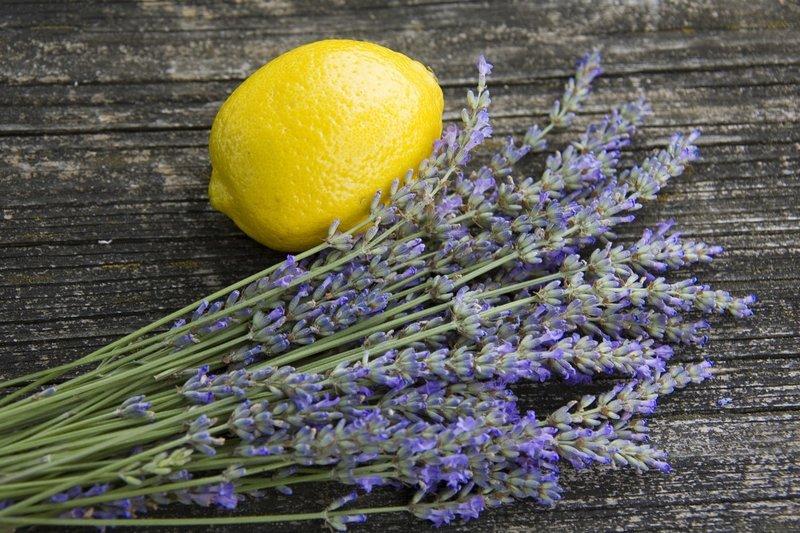Лимонно-лавандовый спрей