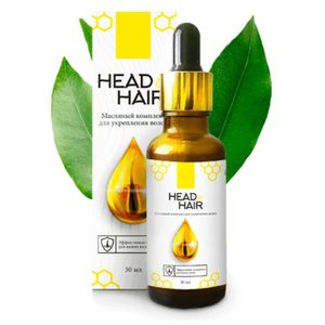 Масляный комплекс для укрепления волос Head{amp}amp;Hair