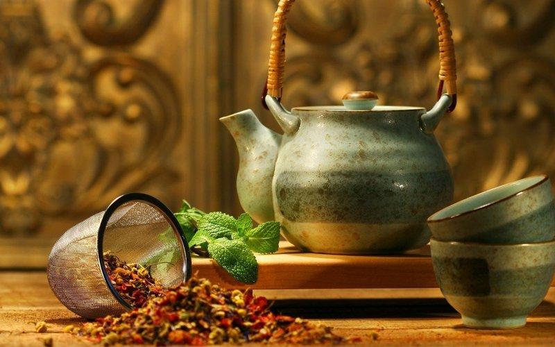 Польза монастырского чая