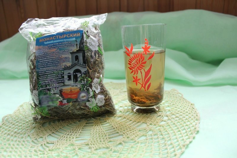 Стоимость монастырского чая