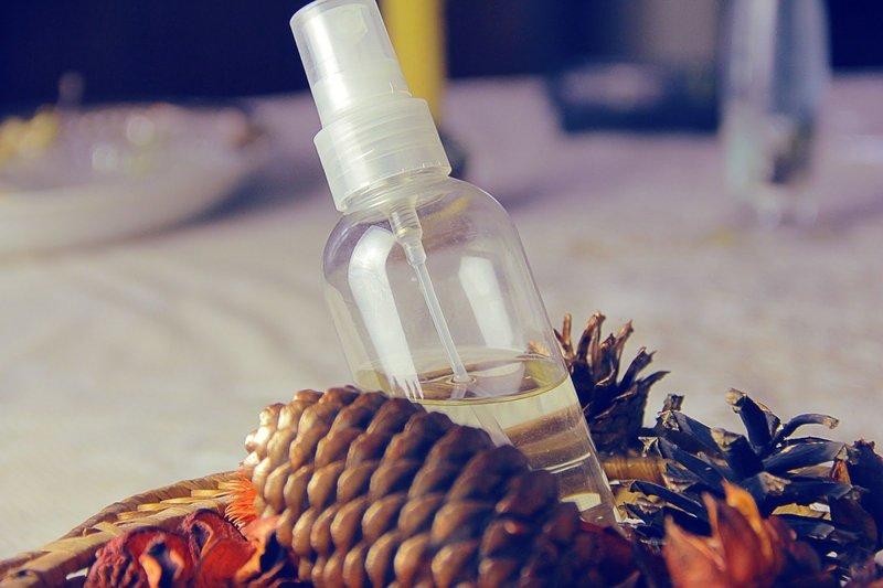 Спрей для волос в домашних условиях