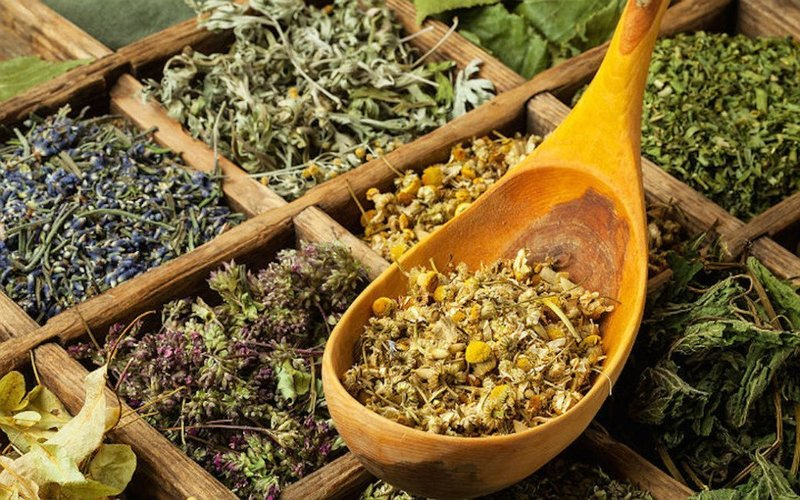 Травяной сбор монастырского чая
