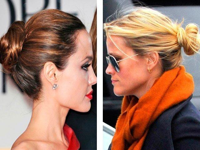 Какие волосы в моде и цвет фото