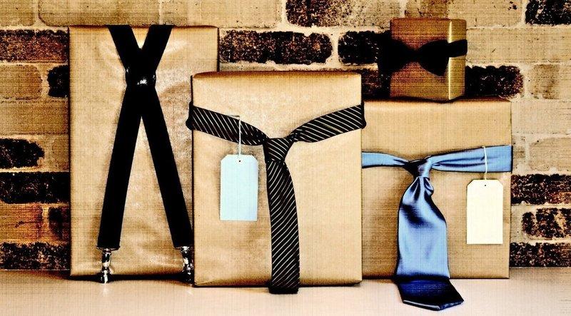 Классификация мужских подарков