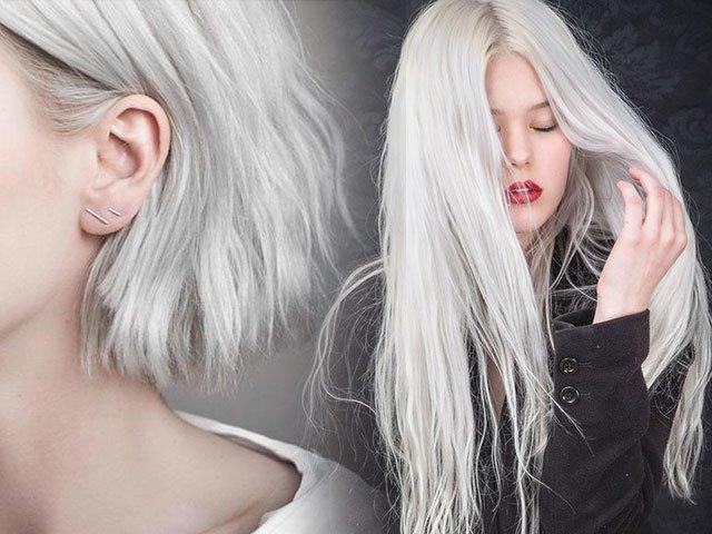 Цвет волос пепельный блонд фото