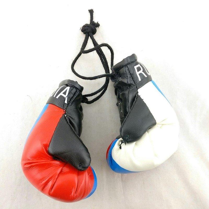 Подарочные боксерские перчатки