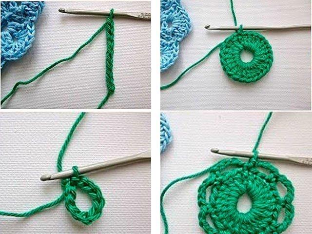 Макраме, схемы плетения для начинающих, фото