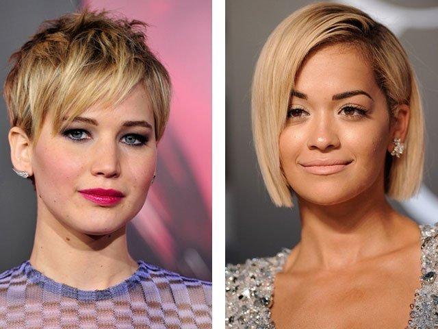 Выбирая стрижку для круглого лица, следует отдать предпочтение тем модные в короткие стрижки для круглого лицапрически на средние волосы – тренды сезона.