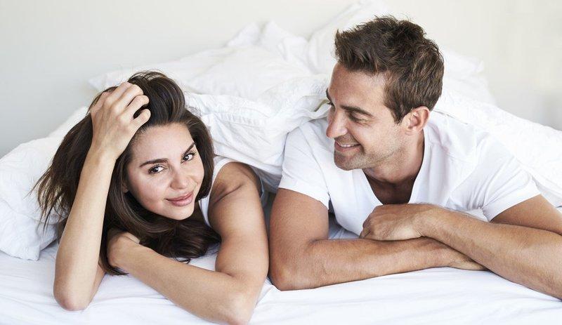 Правильное поведение после секса на первом свидании