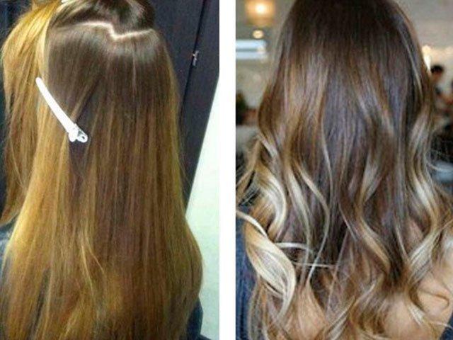 Тонирование волос после мелирования в домашних условиях чем 95
