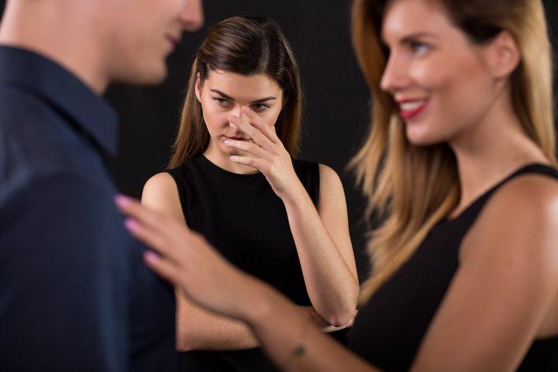 Способы действия в случае мужской измены