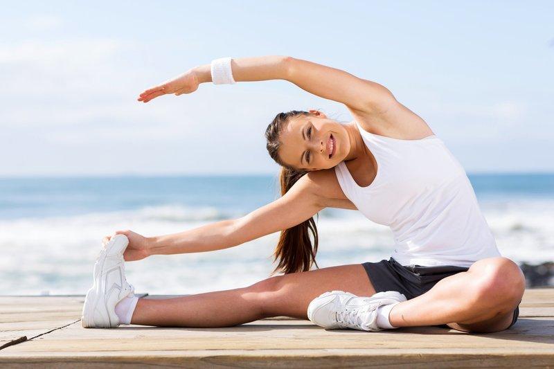 Физические упражнения, как замещение