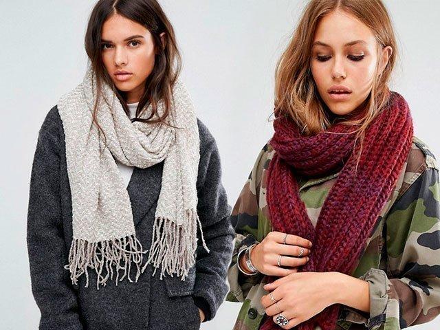 Женские шарфы спицами описанием схемами
