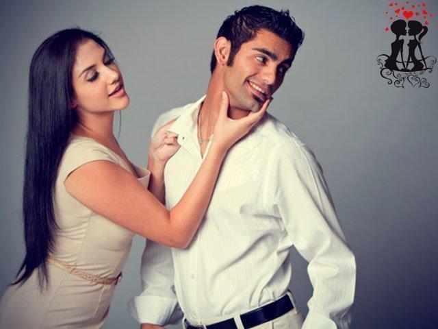 Женский пикап в сексе