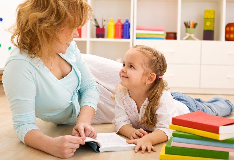 Воспитание детей методом повторения