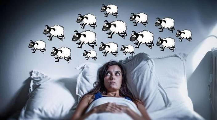 Способ уснуть при бессоннице