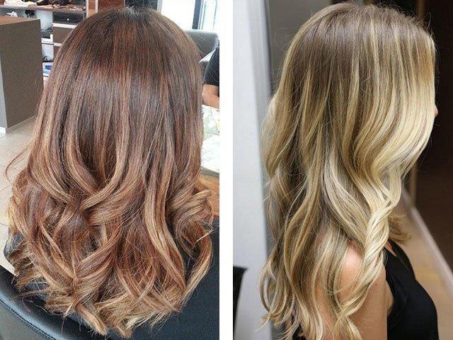 как с помощью кефира осветлить волосы