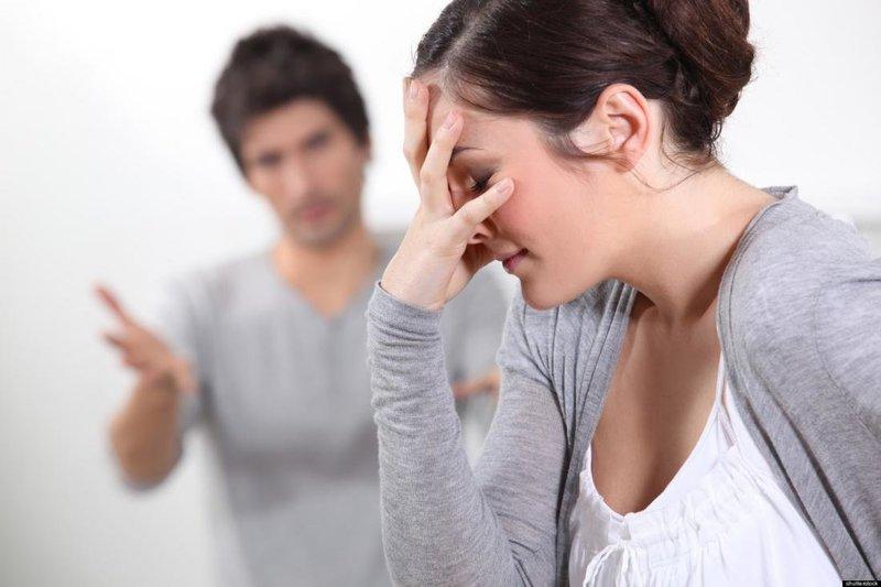 Причины появления психологического насилия в семье