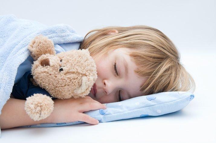 Как уложить ребенка 5 лет спать?