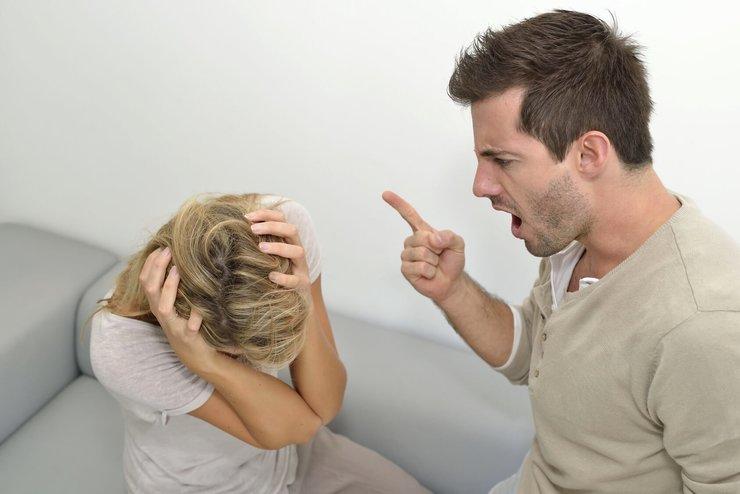 Психологическое насилие в семье