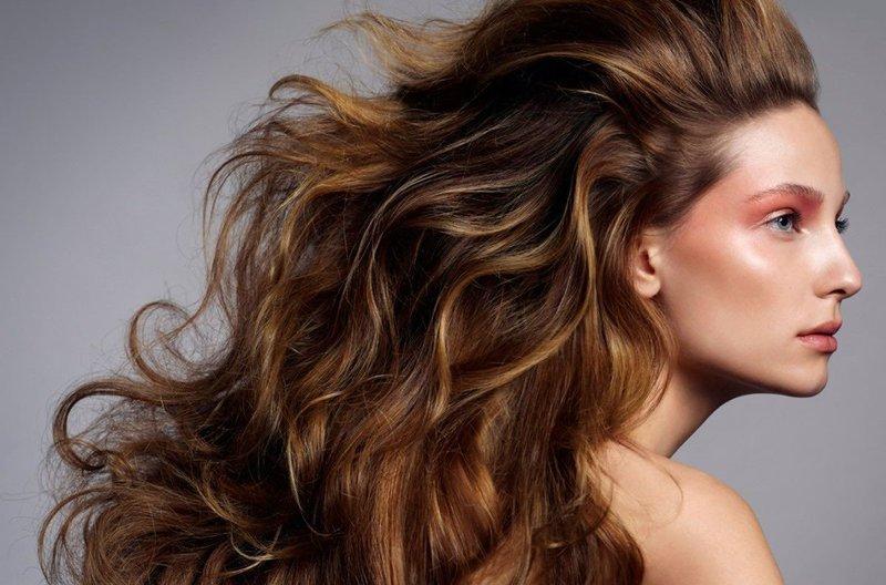 Шампунь на натуральные волосы