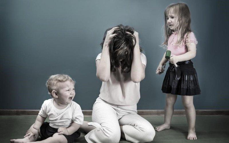 Психоз у женщины после родов