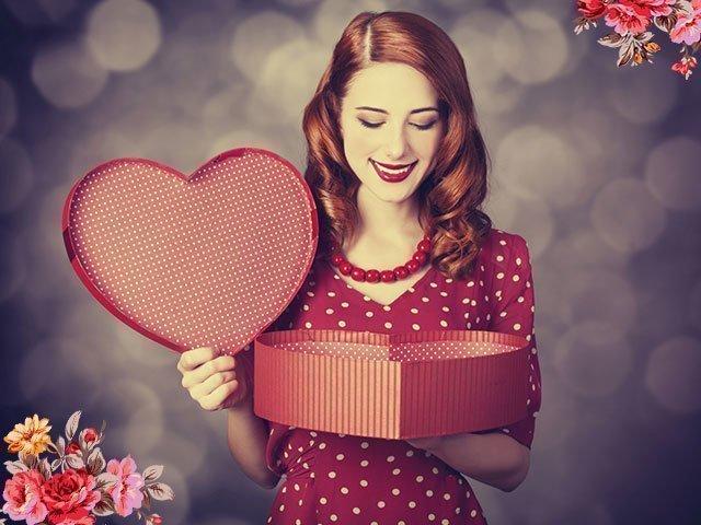 подарок девушке