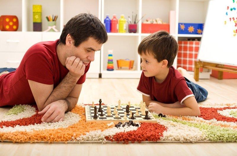 Правила поведения с гиперактивными детьми
