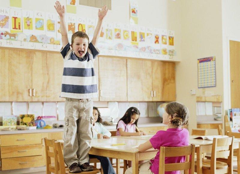 Причины развития детской гиперактивности