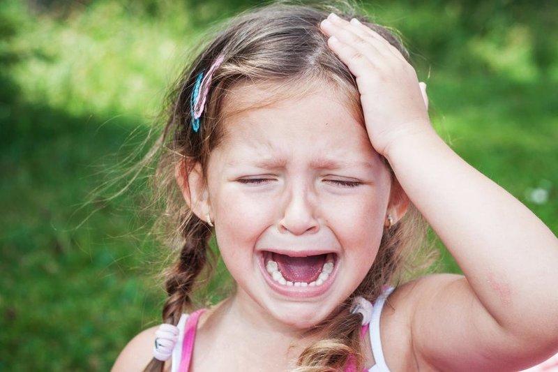 Детская травма психологического характера