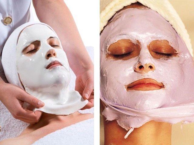 Коллагеновые маски с домашних условиях