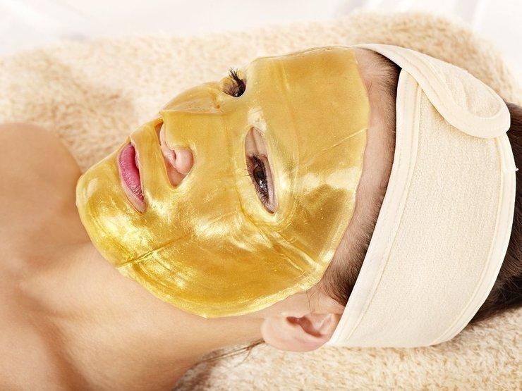 Коллагеновые маски для лица
