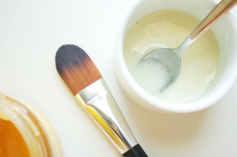 Готовая маска с содой