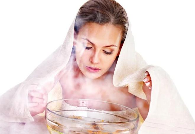 Ванночка для распаривания лица