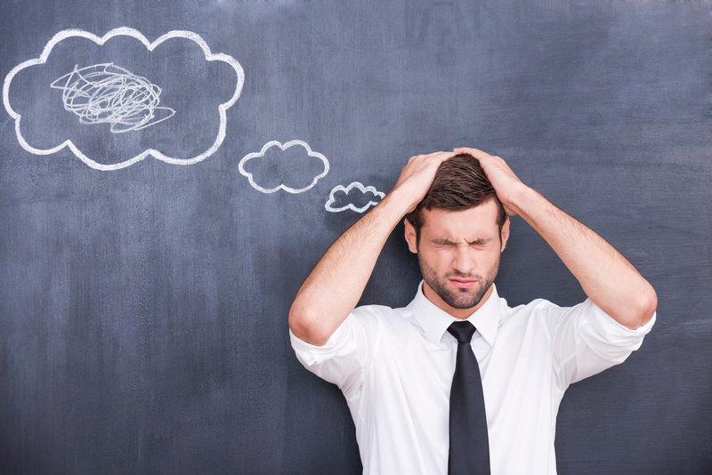 Психологические методы избавления от навязчивых мыслей