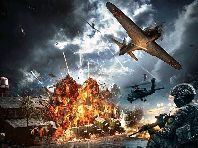 Сонник — война: к чему снится во сне война женщине и мужчине? К чему снится начало войны, победа в войне, убегать и прятаться от войны идти на войну?