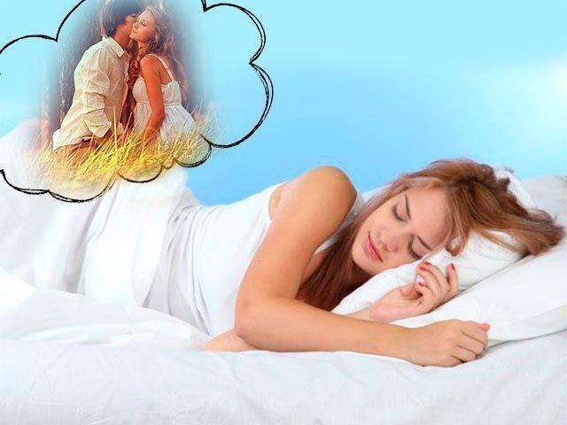 Сон на четверг сексуальное чувство