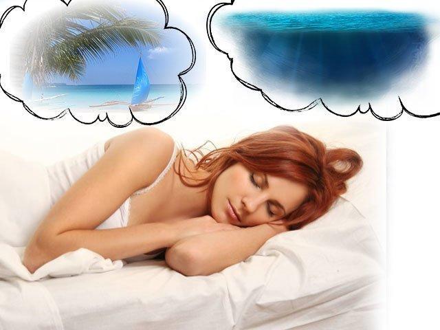 Сонник чистая вода к чему снится чистая вода во сне