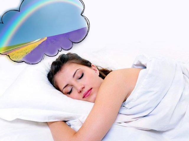 Радуга к чему снится - снится цветная радуга на небе к чему