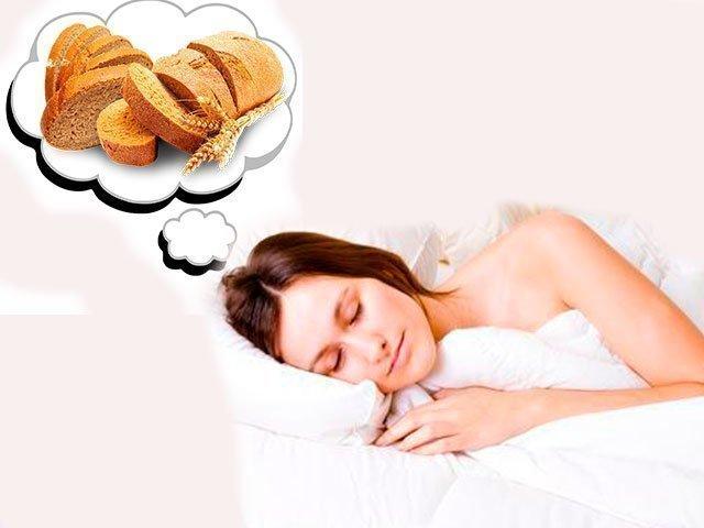 К чему снится хлеб - приснился белый хлеб во сне сонник