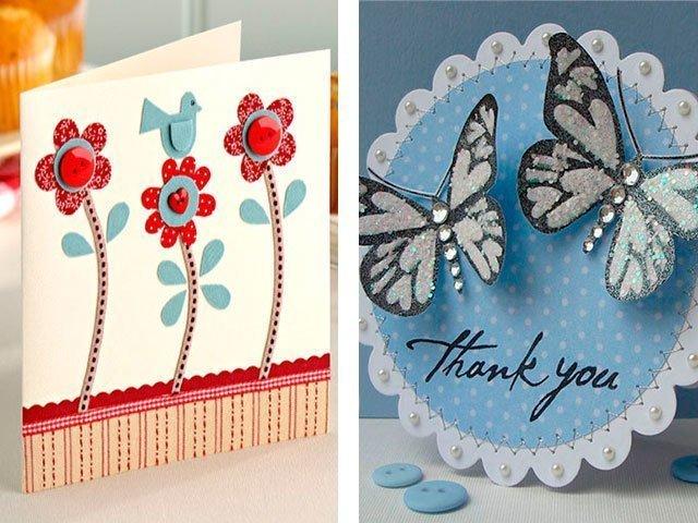 Красивые открытки для бабушки на день рождения своими руками от внучки