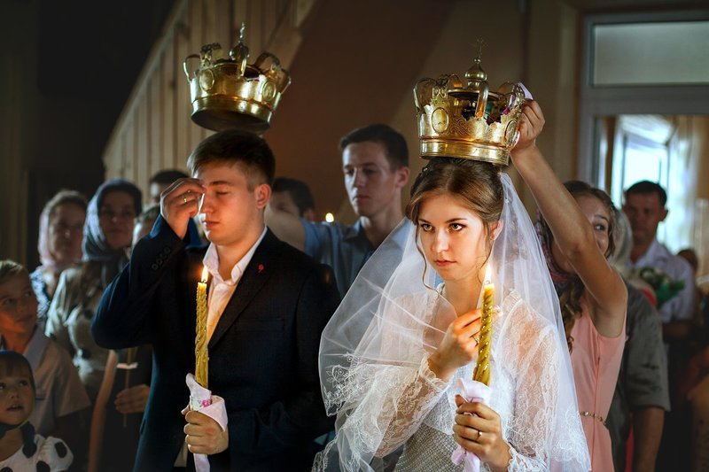 Свадьба по Ванге