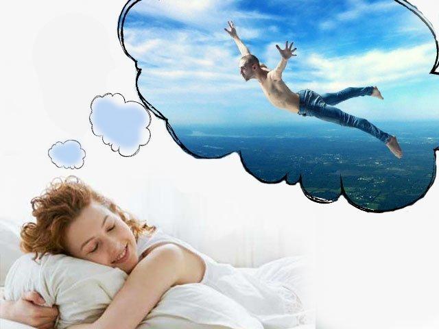К чему снится прыгать с высоты на землю