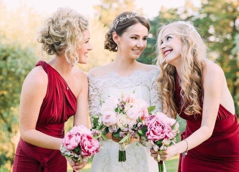 Роль людей во сне про свадьбу
