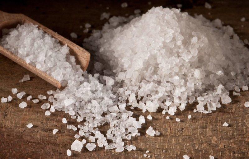 Действие с солью во сне
