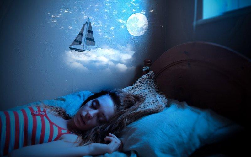 Личность спящего