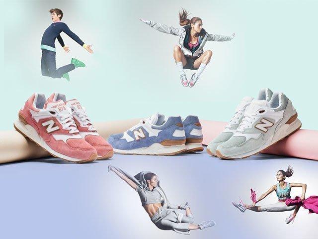 1 Самые модные женские кроссовки из последних коллекций (фото 2018) cf2496032b0