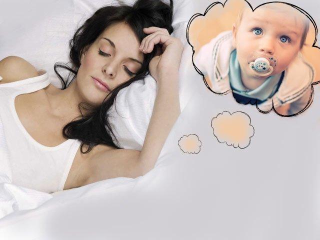 Сонник смерть новорожденного ребенка